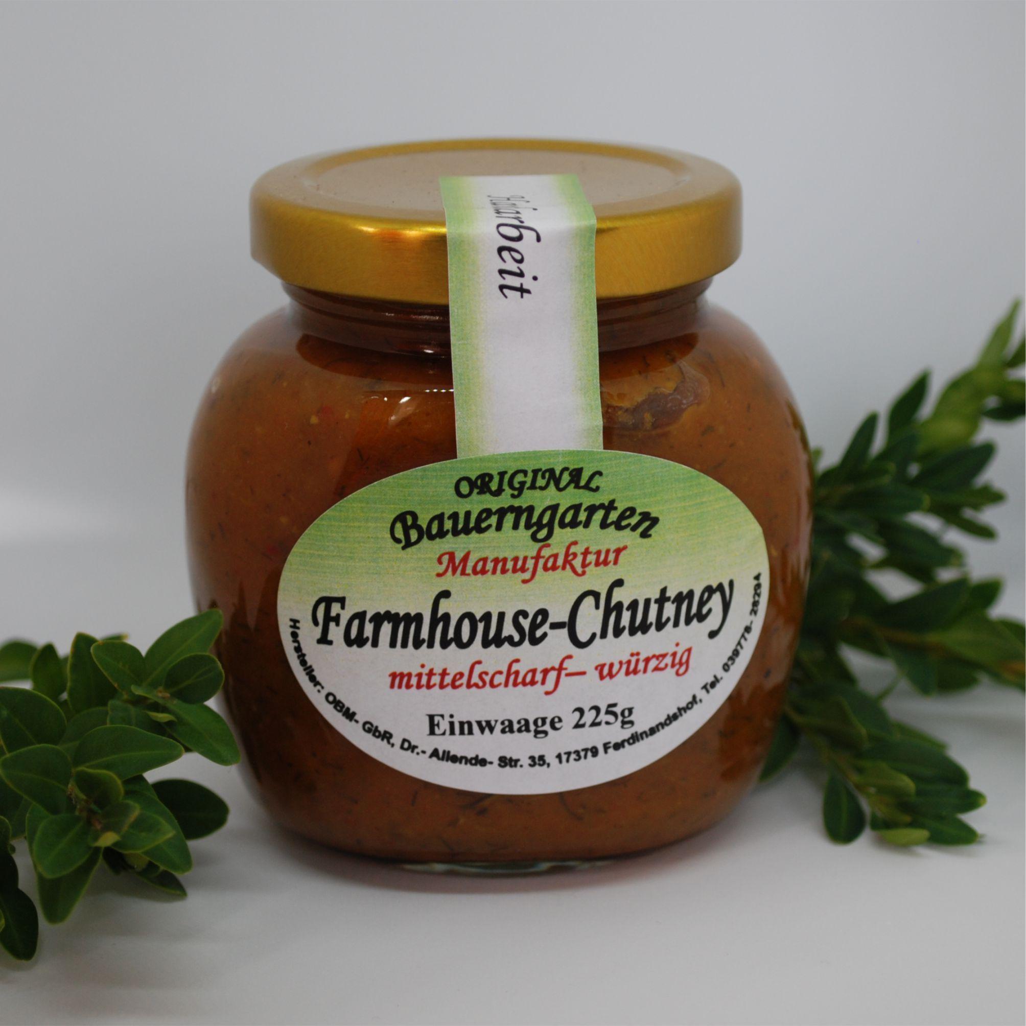 Farmhouse Chutney